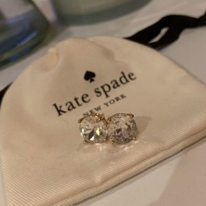 Kate Spade Rhinestone Studs